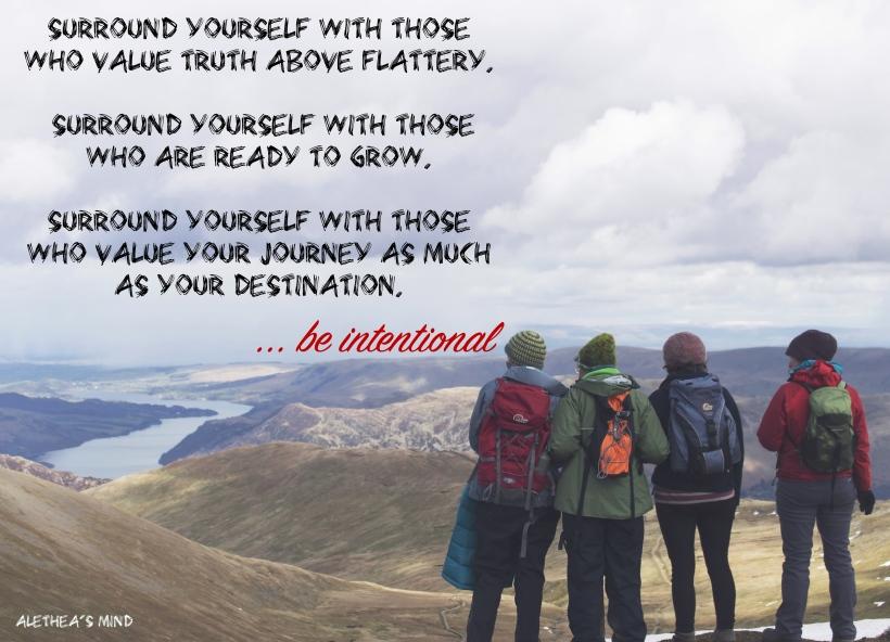 surround friends