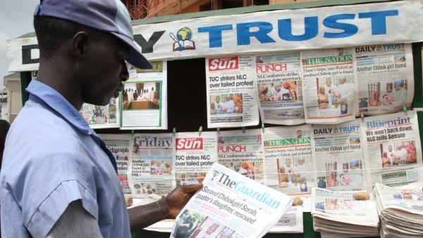 Nigeria-Lagos-Newspaper-Stand